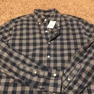 NWT Jcrew button down